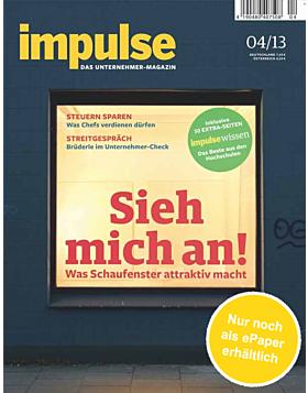 impulse 04/2013 E-Paper