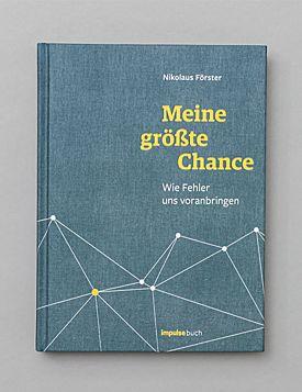 Buch: Meine größte Chance