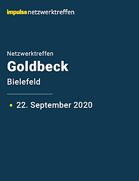 Netzwerktreffen bei Goldbeck am 22. Septemeber 2020