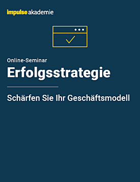 Online-Seminar Erfolgsstrategie