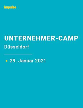 Unternehmer-Camp am 29 Januar 2021