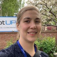 Charlotte Rothert, CowFile, Teilnehmerin der Silicon-Valley-Reise