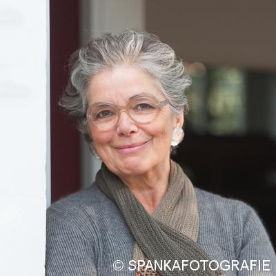 Ute Bernhardt, Teilnehmerin des Storytelling-Seminars